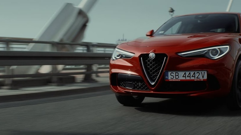 Alfa Romeo I Oskar Zięta