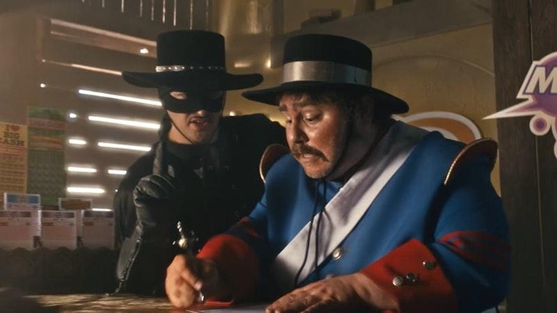 LOTTO - Zorro