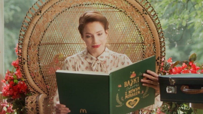 "McDonald's ""Czerwony Kapturek"""